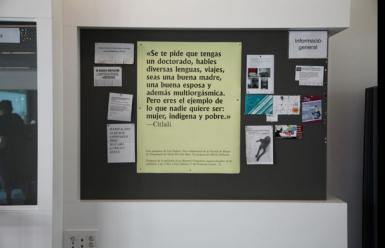 Las Muertes Chiquitas, una lectura a Mataró